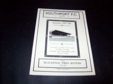 Southport Youth v Blackpool Wren Rovers Youth, 1997/98